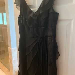 Adrianna Papell Occasions little black dress
